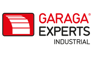 Garaga Experts Industrial color logo