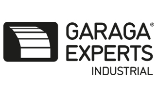 Garaga Experts Industrial black logo