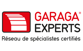 Logo Garaga Experts couleur
