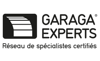 Logo Garaga Experts noir