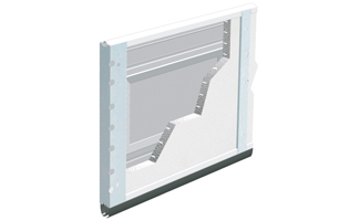 Panels - Residentials, Dualforce Classic CC, 2 , Polystyrene - R-6.6