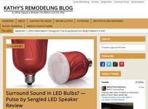 Kathy's Remodeling Blog