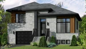 agencer votre porte de garage avec le style de votre maison. Black Bedroom Furniture Sets. Home Design Ideas
