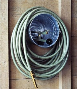 Hose and Bucket