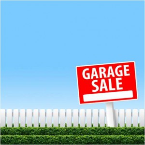 9 Tips for a Successful and Profitable Garage Sale