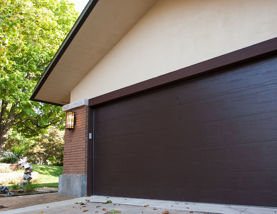 Standard Flush Garaga garage door
