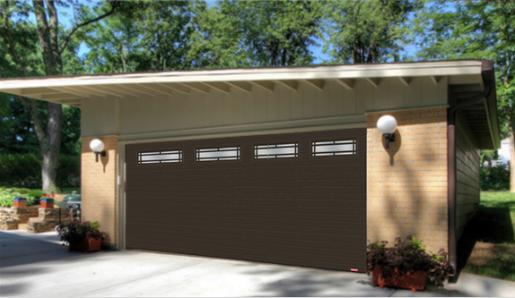 Standard Moderno Multi Garaga Garage Door