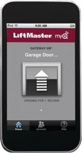 Monitor and Control your Garage Door from your Smartphone