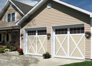 Styles garage door that's best for your home (cottage country)