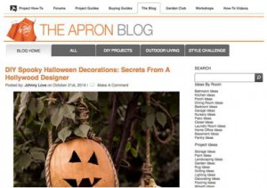 The Apron Blog by Home Depot