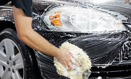 Do you really want to make her happy? Clean her car !