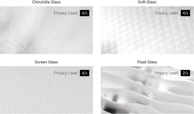 4 new types of glass