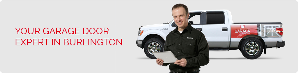 Your Garage Door Expert in Burlington