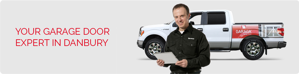 Your Garage Door Expert in Danbury
