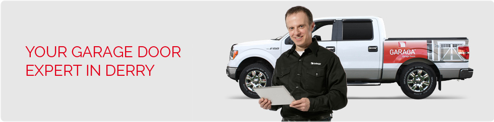 Your Garage Door Expert in Derry