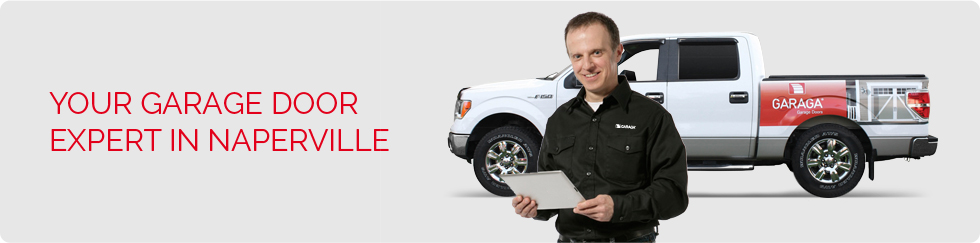 Your Garage Door Expert in Naperville