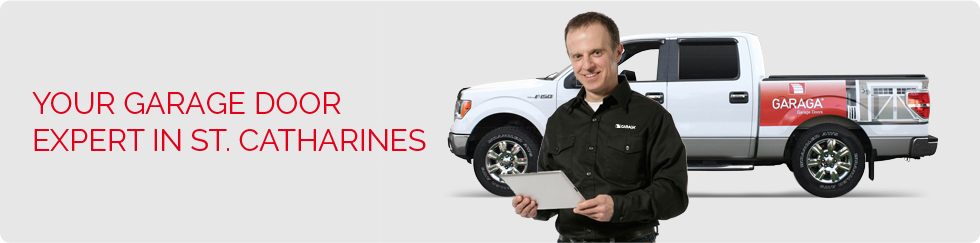 Your Garage Door Expert in St. Catharines