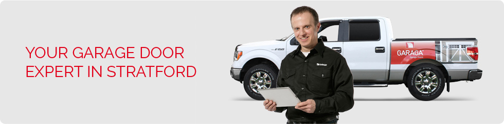 Your Garage Door Expert in Startford