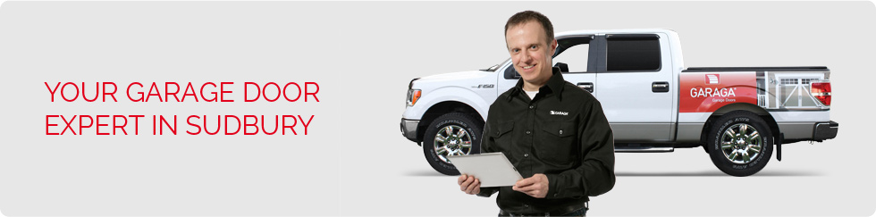 Your Garage Door Expert in Sudbury