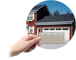 Garaga residential garage door