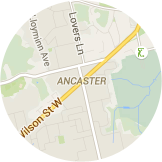 Many certified installers serving Ancaster