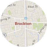 Many certified installers serving Brockton