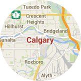 Many certified installers serving Calgary