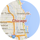 Many certified installers serving Chicago