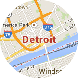 Many certified installers serving Detroit
