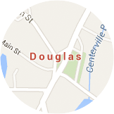 Many certified installers serving Douglas