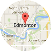Many certified installers serving Edmonton