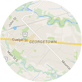 Many certified installers serving Georgetown