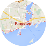 Many certified installers serving Kingston