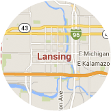 Many certified installers serving Lansing