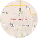 Many certified installers serving Leamington
