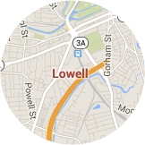 Many certified installers serving Lowell
