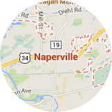 Many certified installers serving Naperville