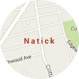 Our Certified installers serve Natick