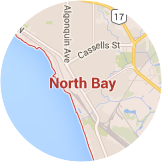 Many certified installers serving North Bay