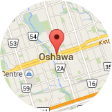 Many certified installers serving Oshawa