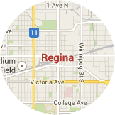 Many certified installers serving Regina