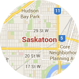 Many certified installers serving Saskatoon