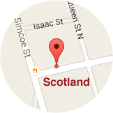 Many certified installers serving Scotland