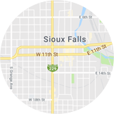 Many certified installers serving Sioux Falls