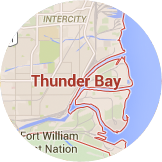 Many certified installers serving Thunder Bay