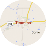 Many certified installers serving Timmins