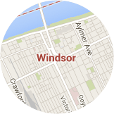 Many certified installers serving Windsor