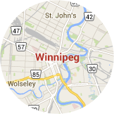 Many certified installers serving Winnipeg