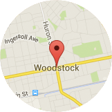 Many certified installers serving Woodstock