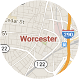 Many certified installers serving Worcester